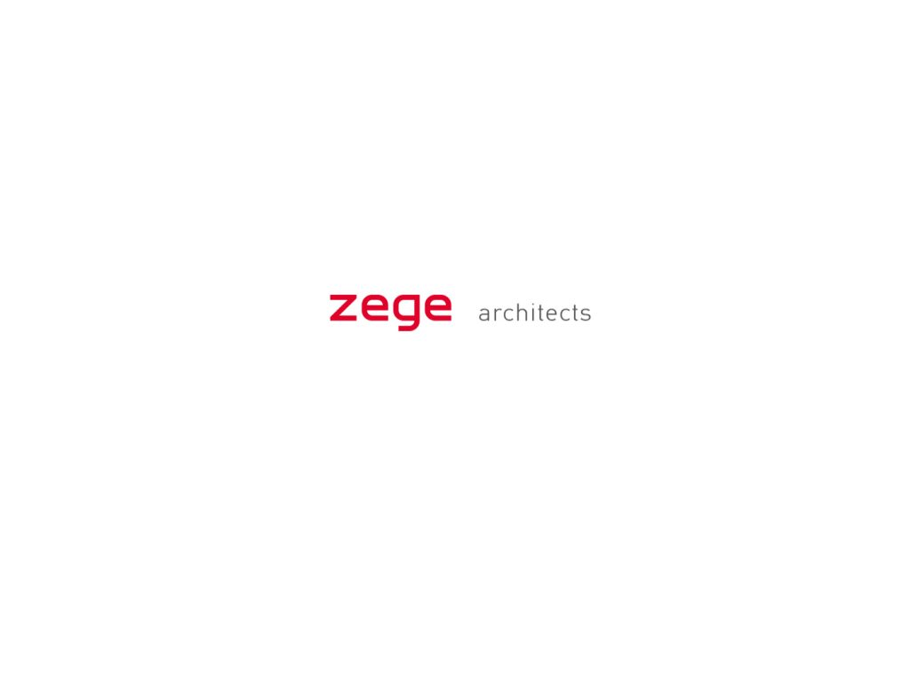 ZEGE architects logo
