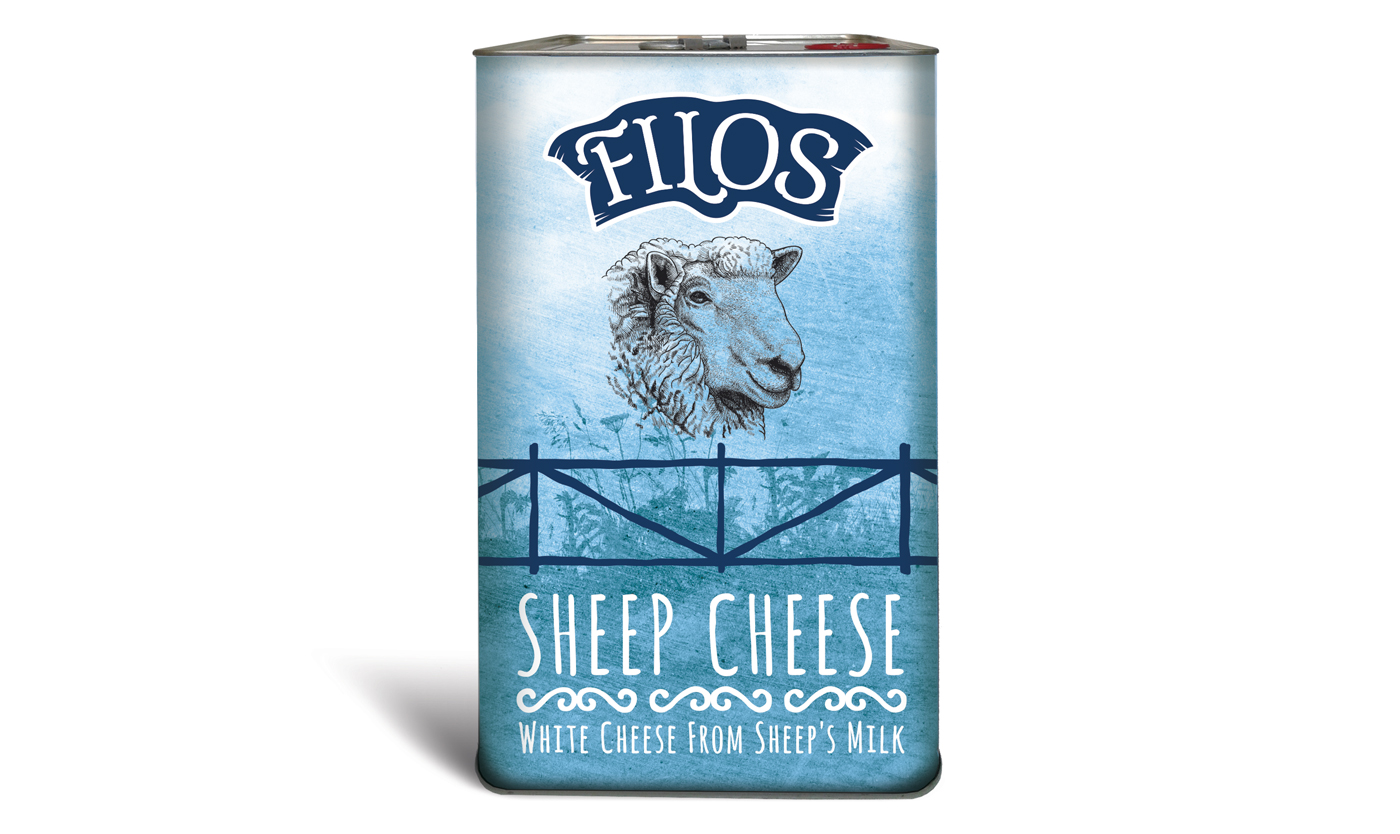 Filos Sheep Cheese