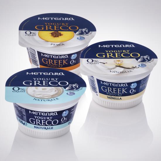Meteora Greek Yogurt
