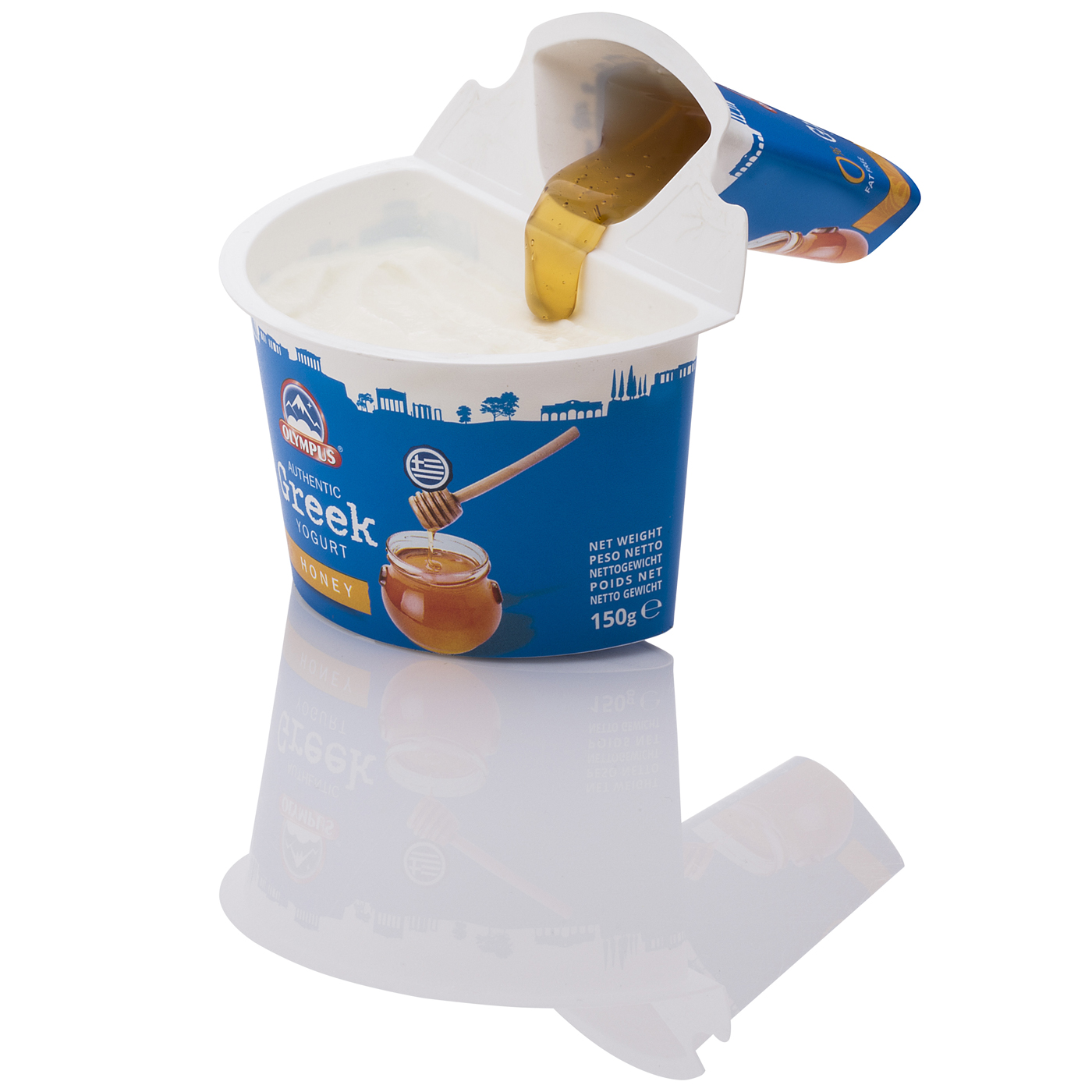 Olympus yogurt honey