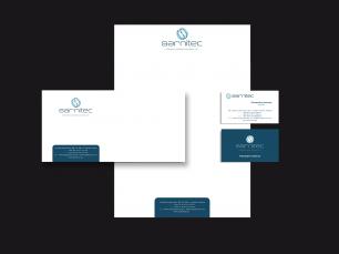 Sarnitec brand identity