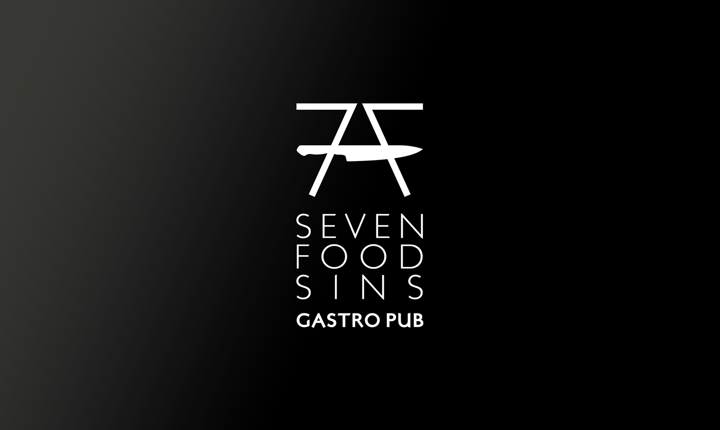 7 food sins logo