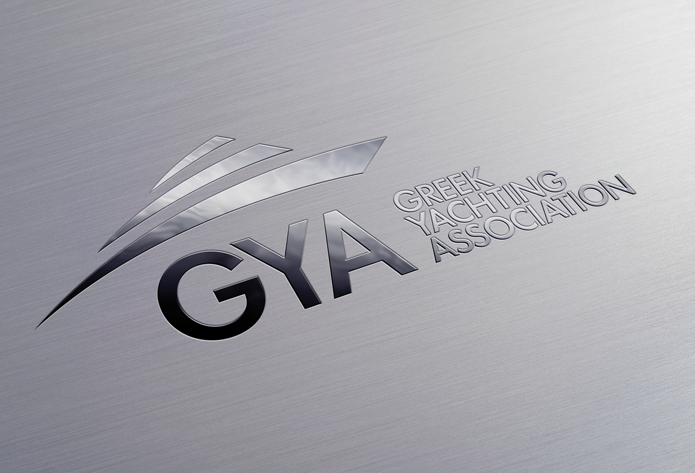 GYA Logo Application