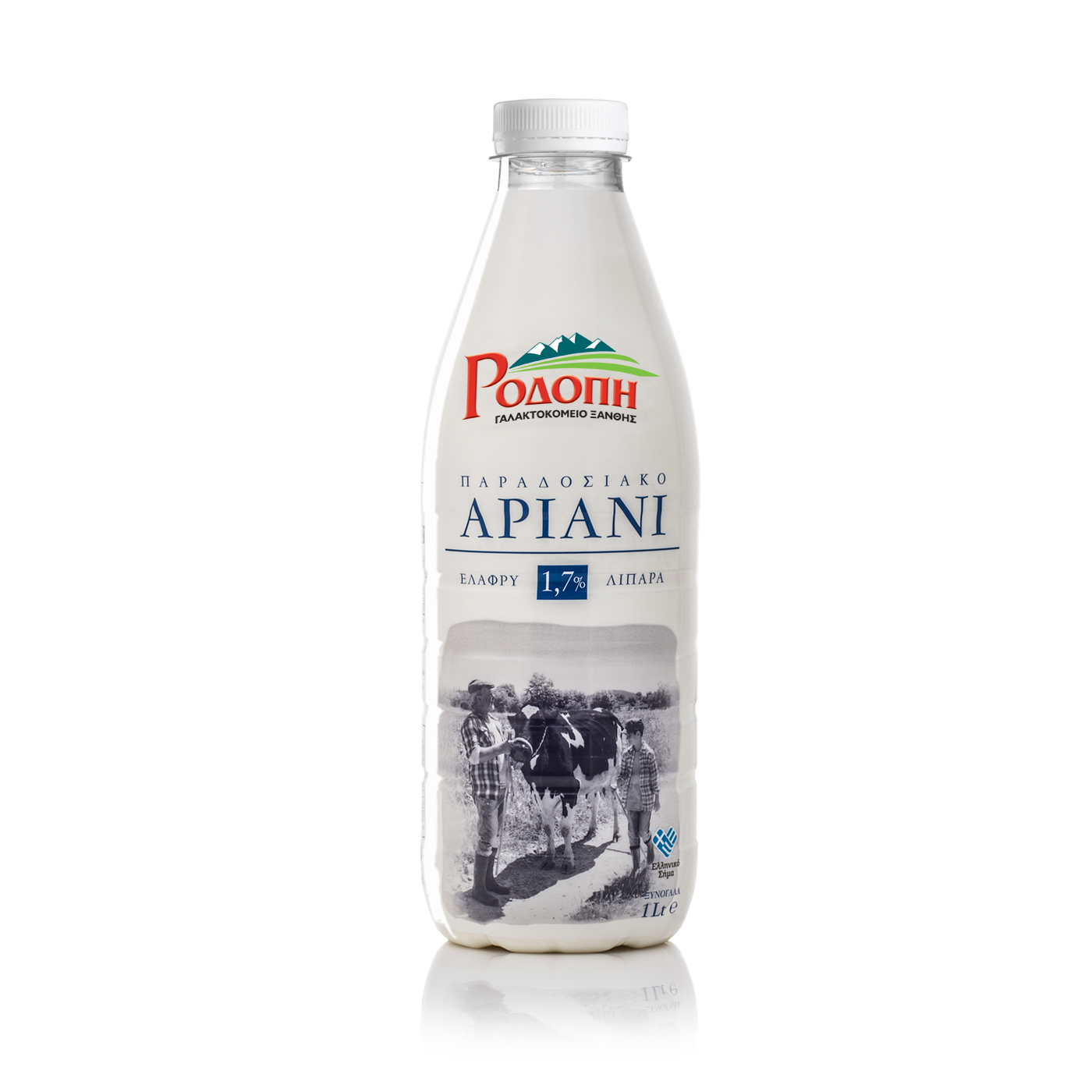 Rodopi Ariani traditional milk light